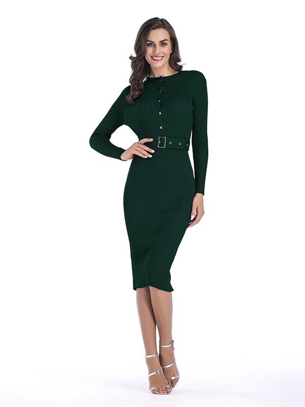 Платье зеленое | 5268110