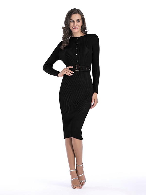 Платье черное | 5268111