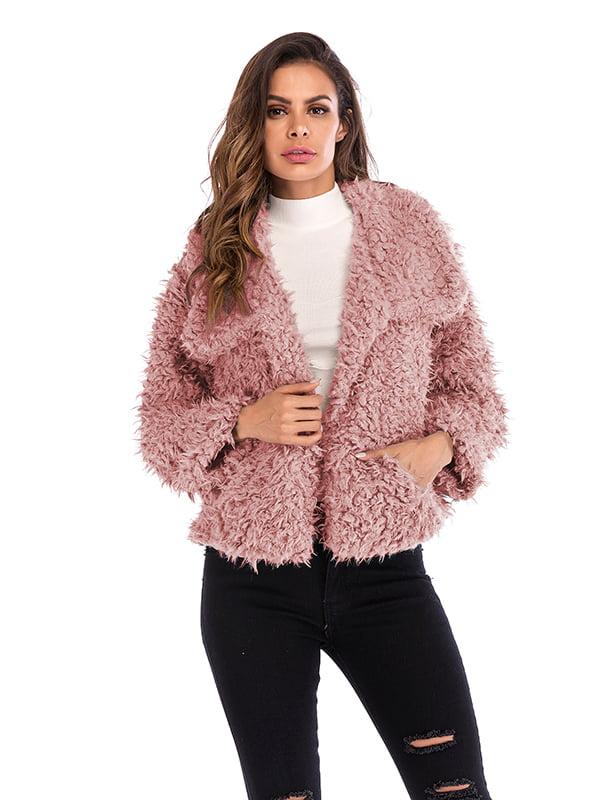 Пальто розовое | 5268122