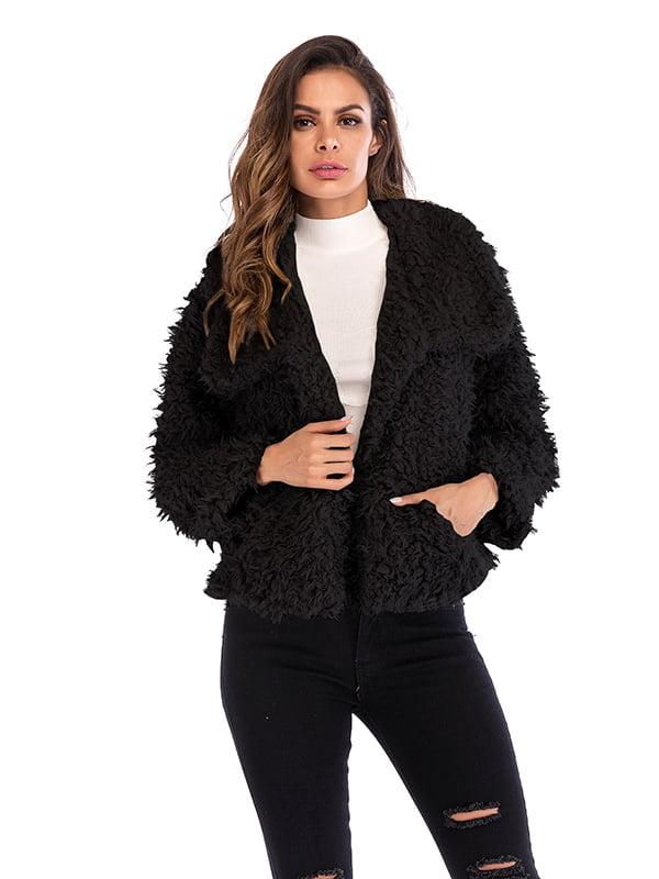 Пальто черное | 5268124