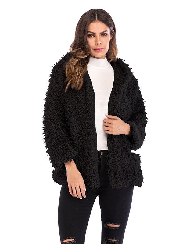 Пальто черное   5268133