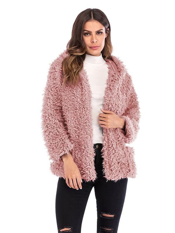 Пальто розовое | 5268134