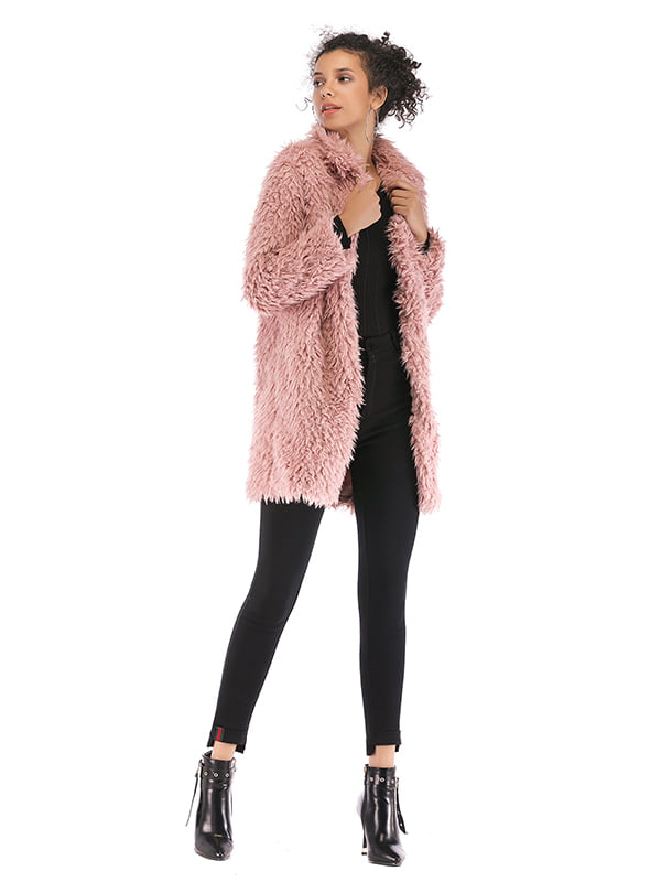 Пальто розовое | 5268135