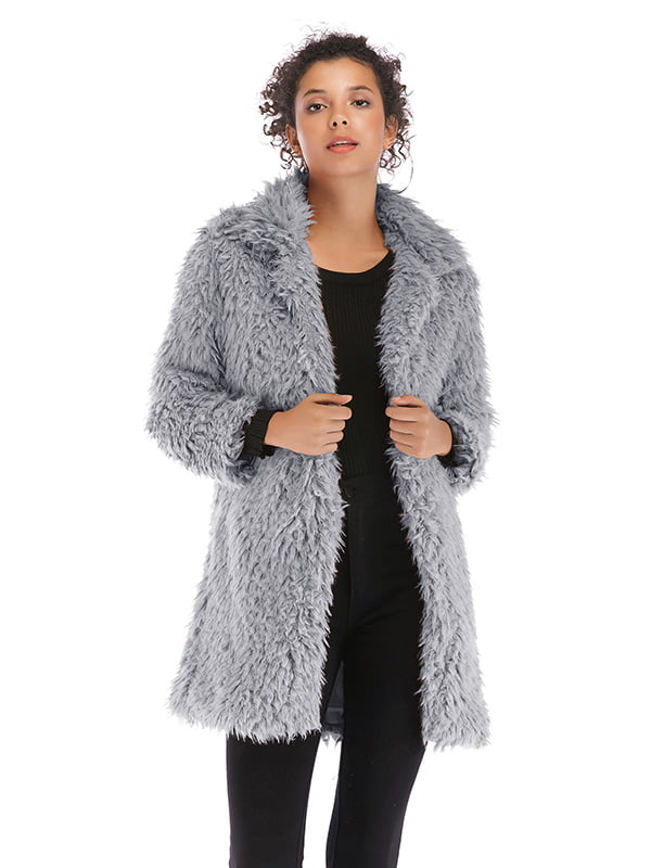 Пальто серое | 5268136