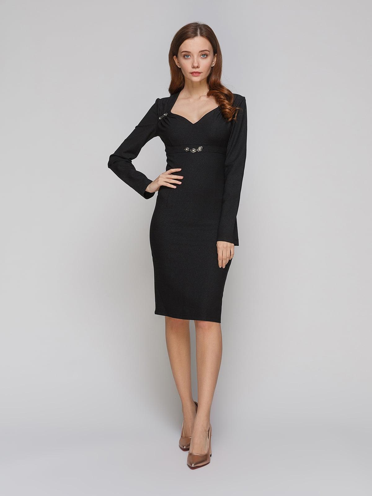 Платье черное | 5266125