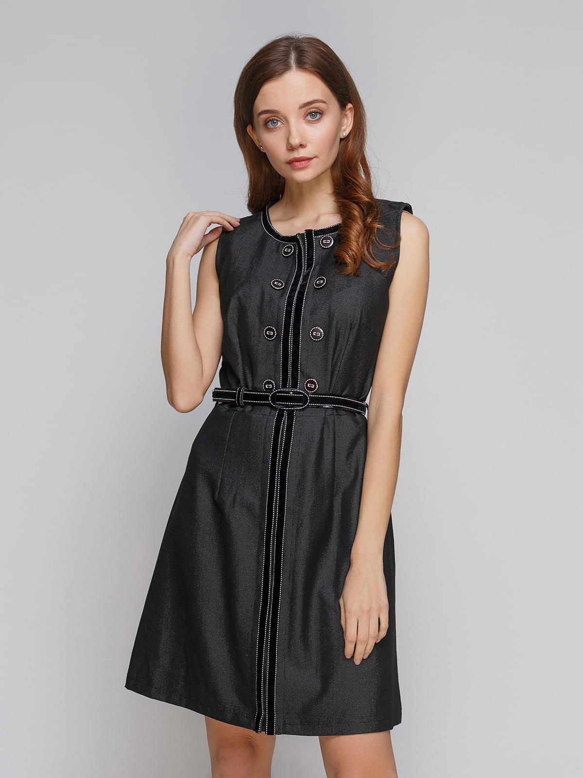 Платье черное | 5266119