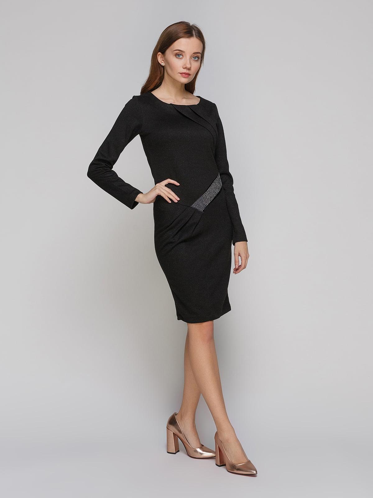 Платье черное | 5266142
