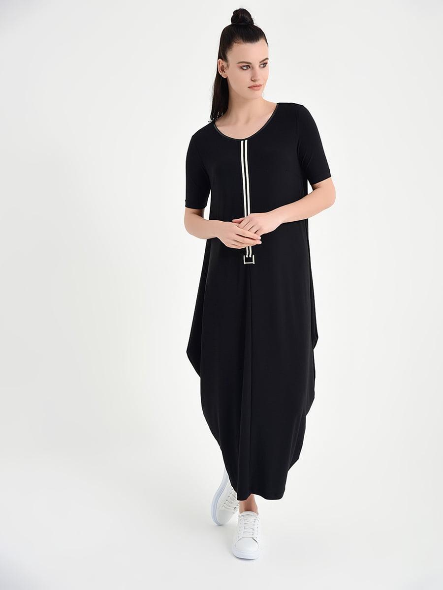 Платье черное | 5268324