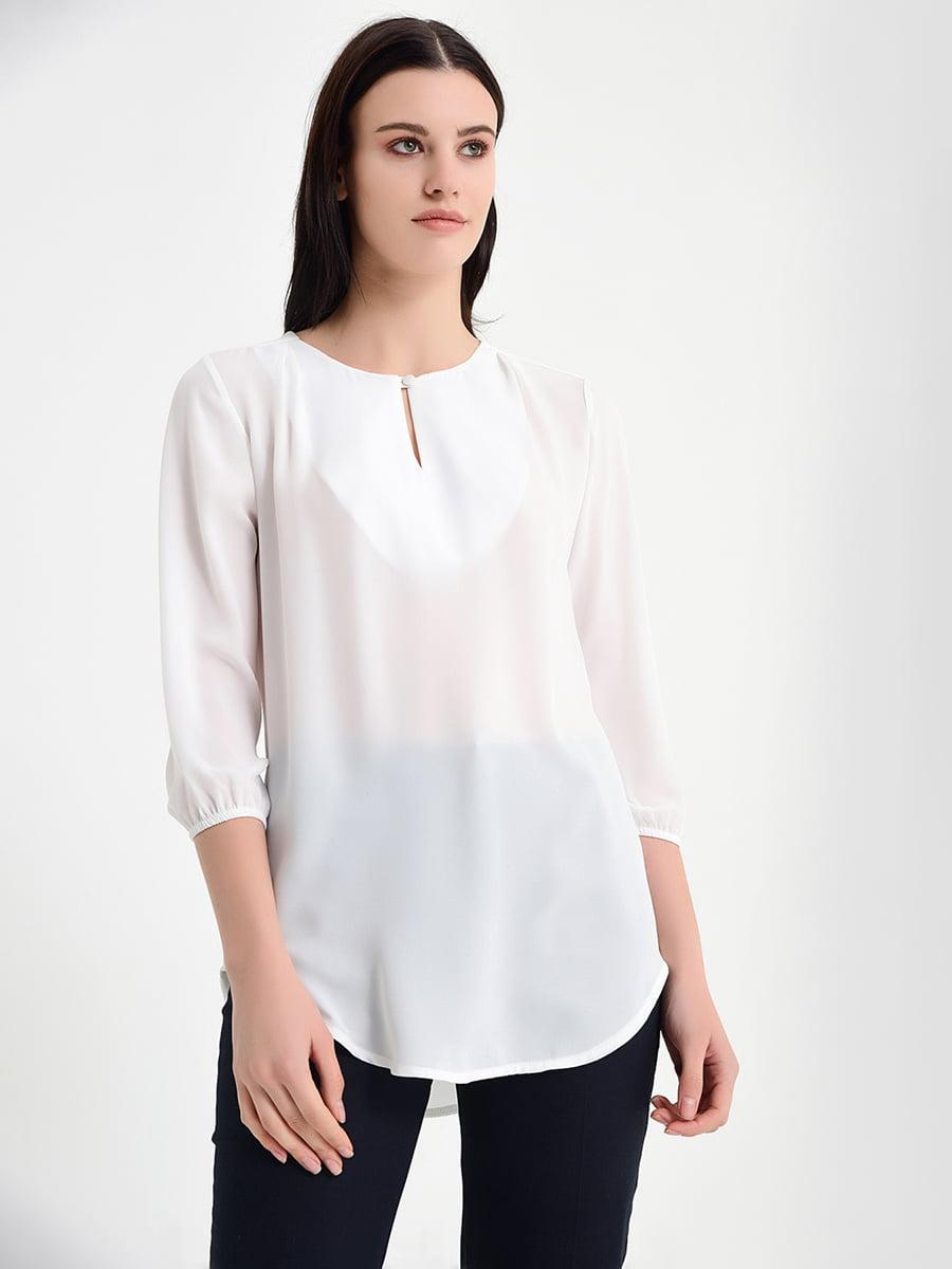 Блуза белая   5268331