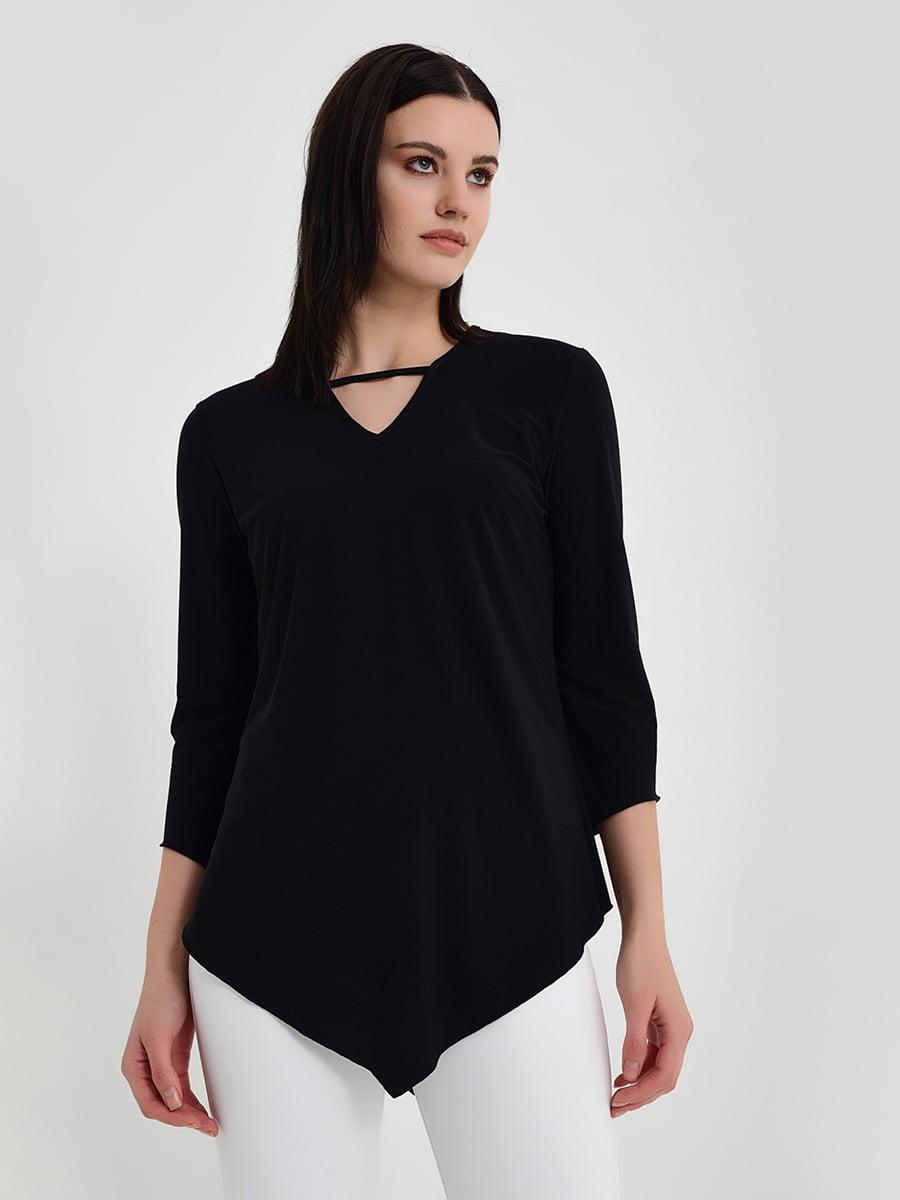 Блуза черная | 5268338