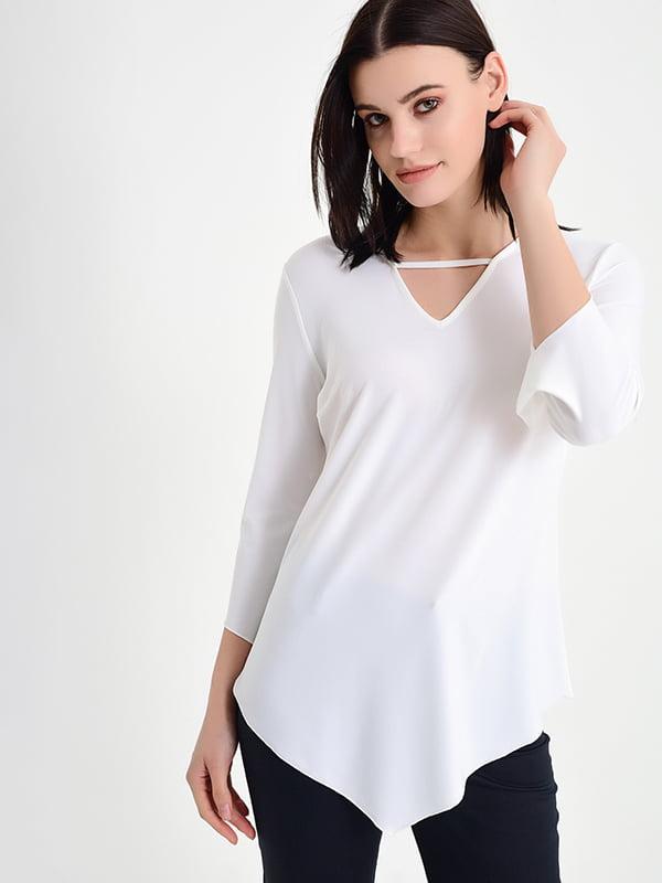 Блуза белая | 5268340
