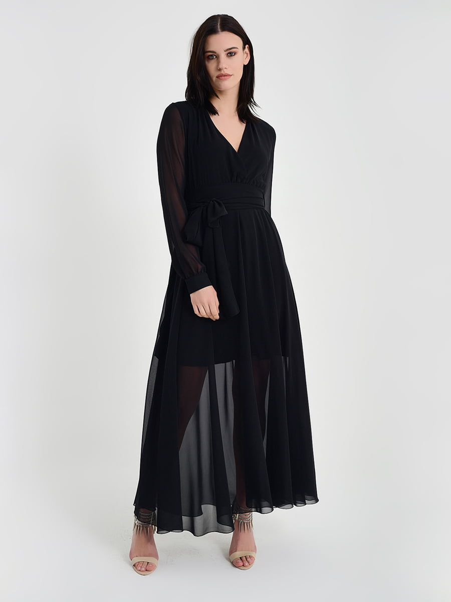 Платье черное | 5268351