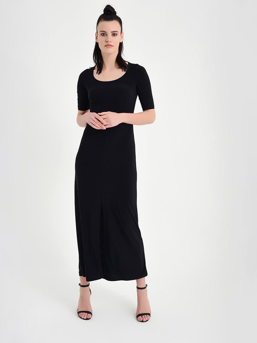 Платье черное   5268353