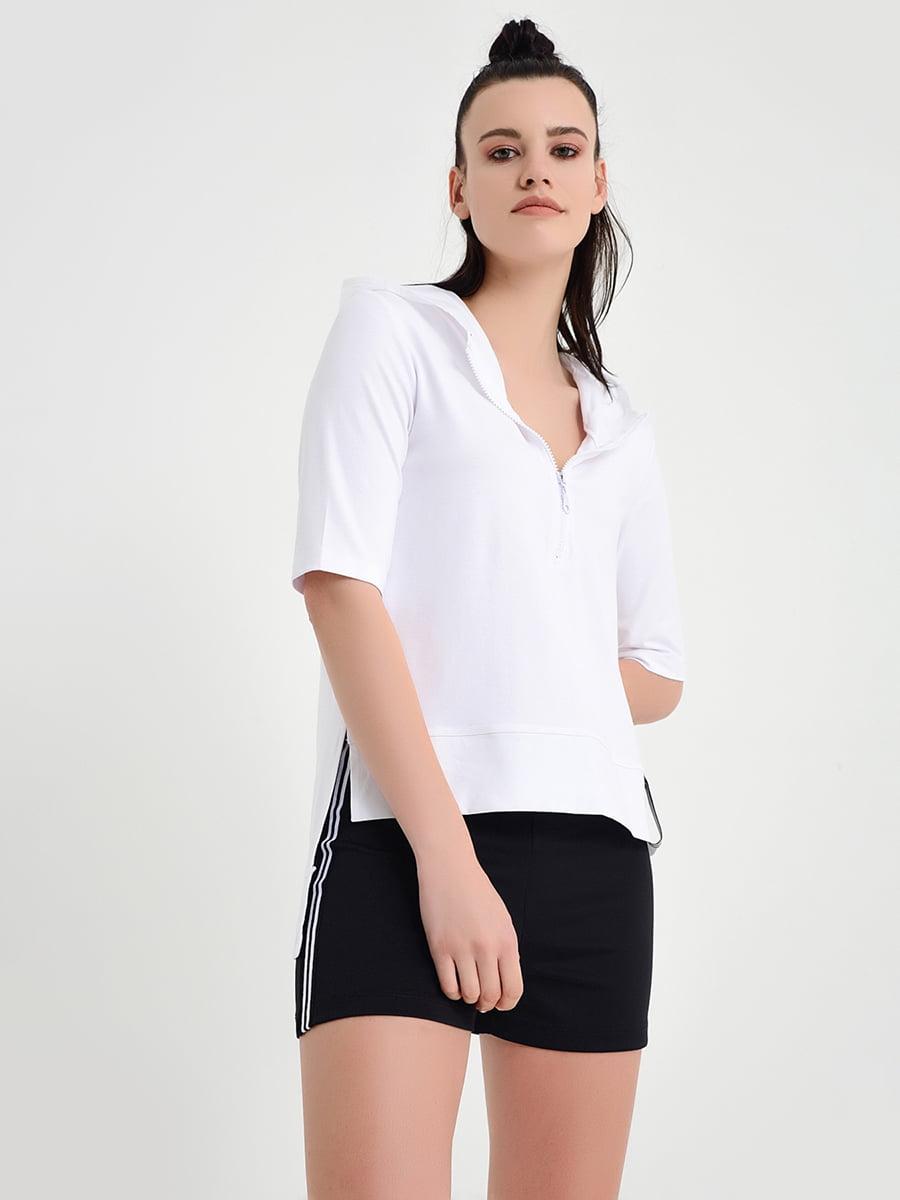 Блуза белая   5268379