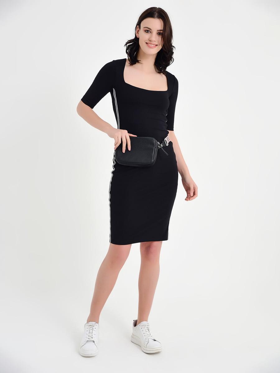 Платье черное   5268381