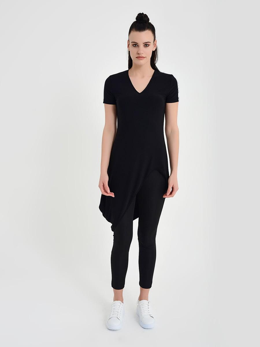 Блуза черная | 5268384