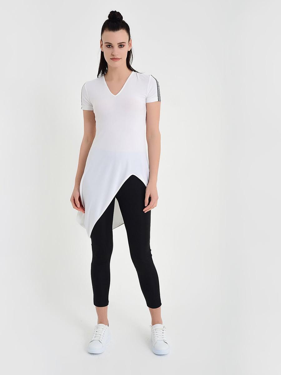 Блуза белая | 5268385