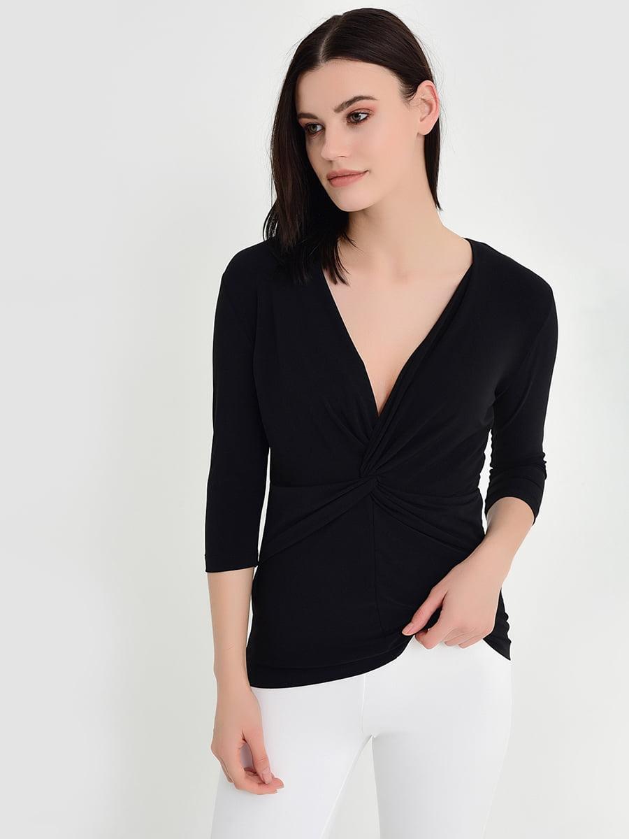Блуза черная | 5268399