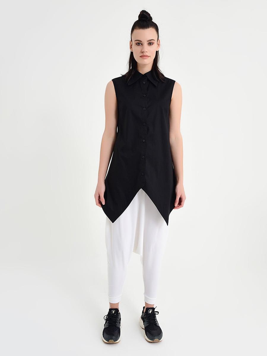 Рубашка черная | 5268415