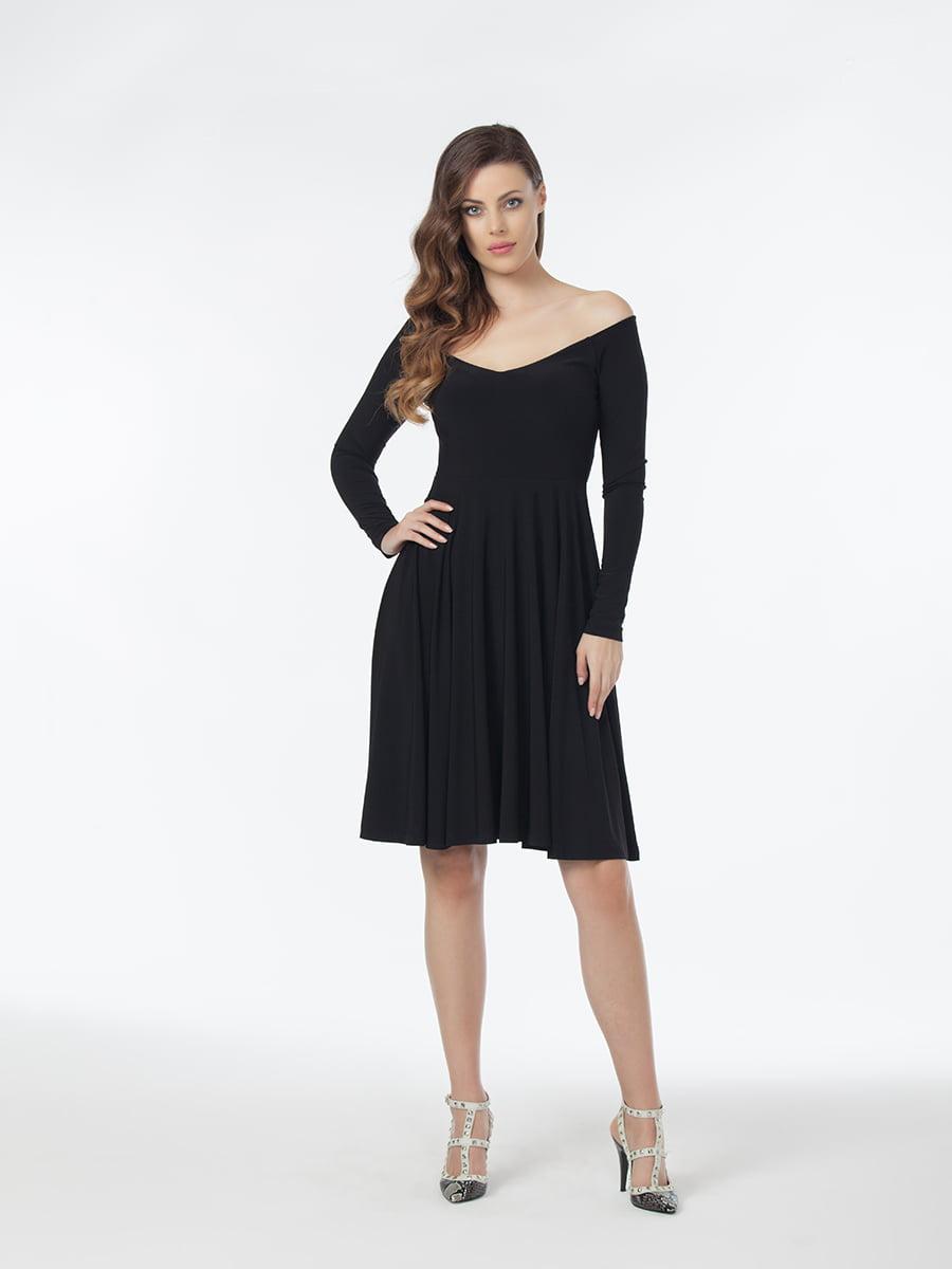 Платье черное | 5268421