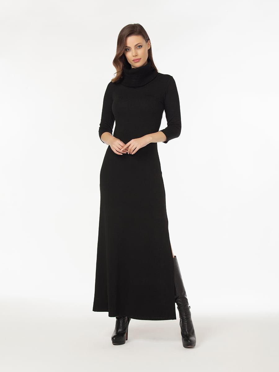 Платье черное   5268431