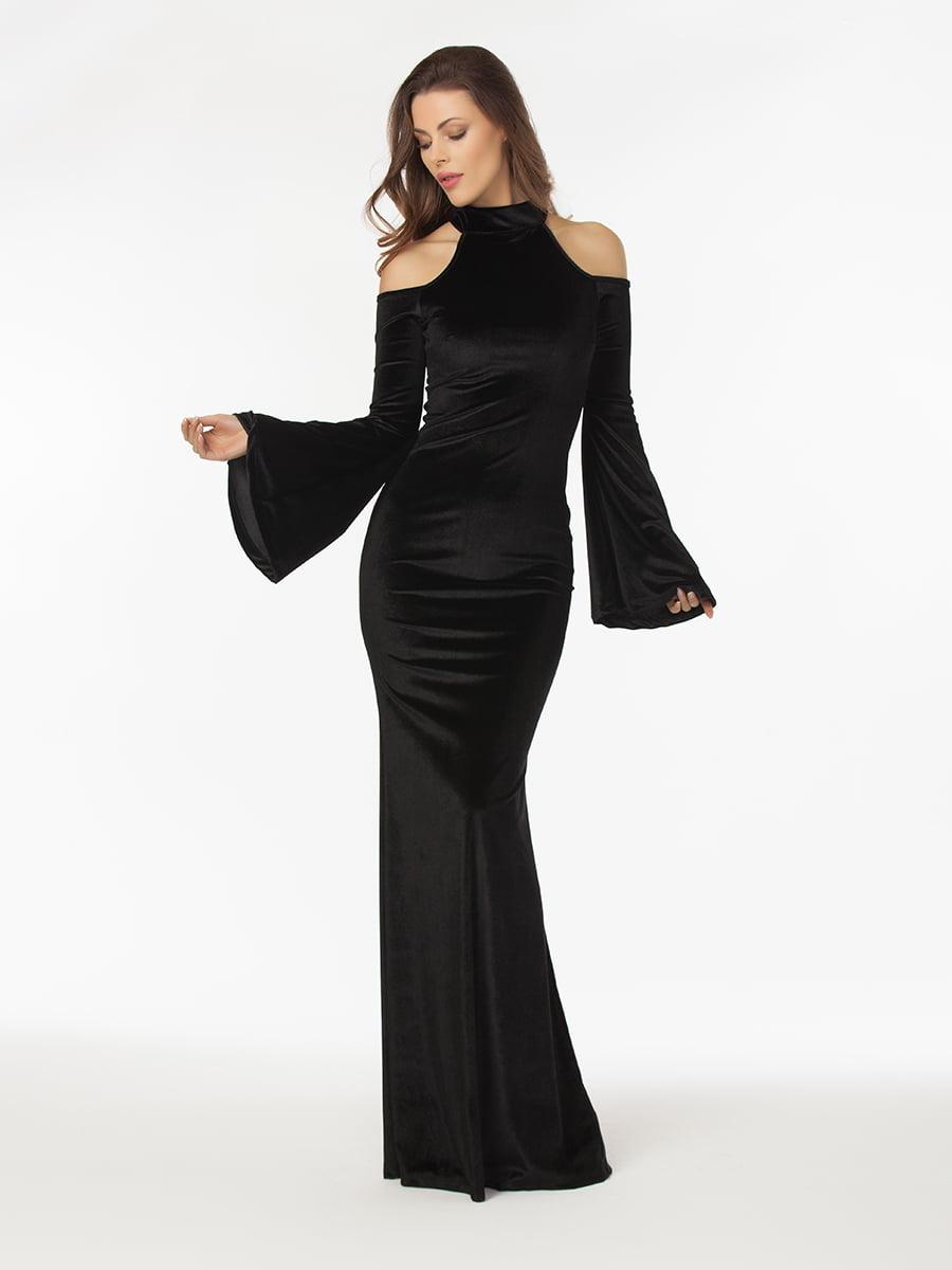 Платье черное | 5268432