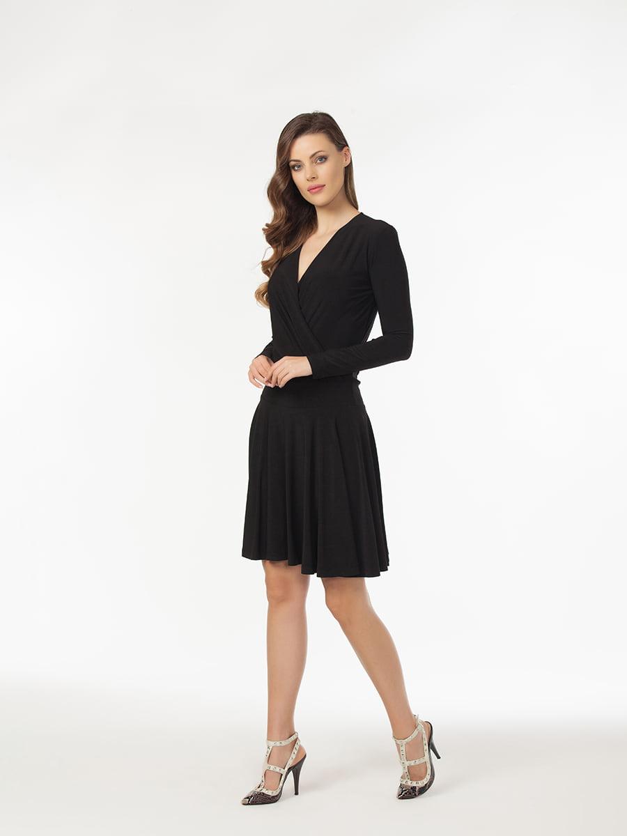 Платье черное | 5268437