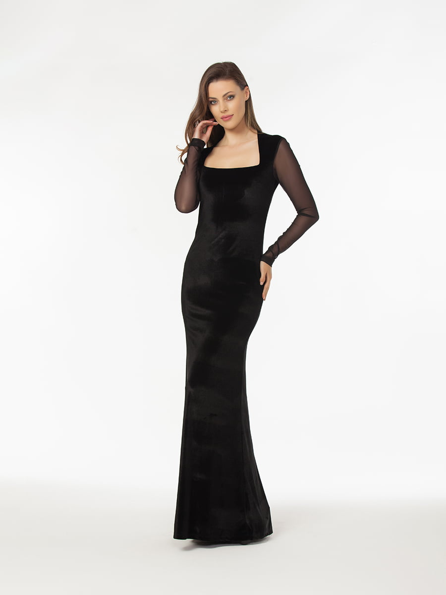 Платье черное | 5268442