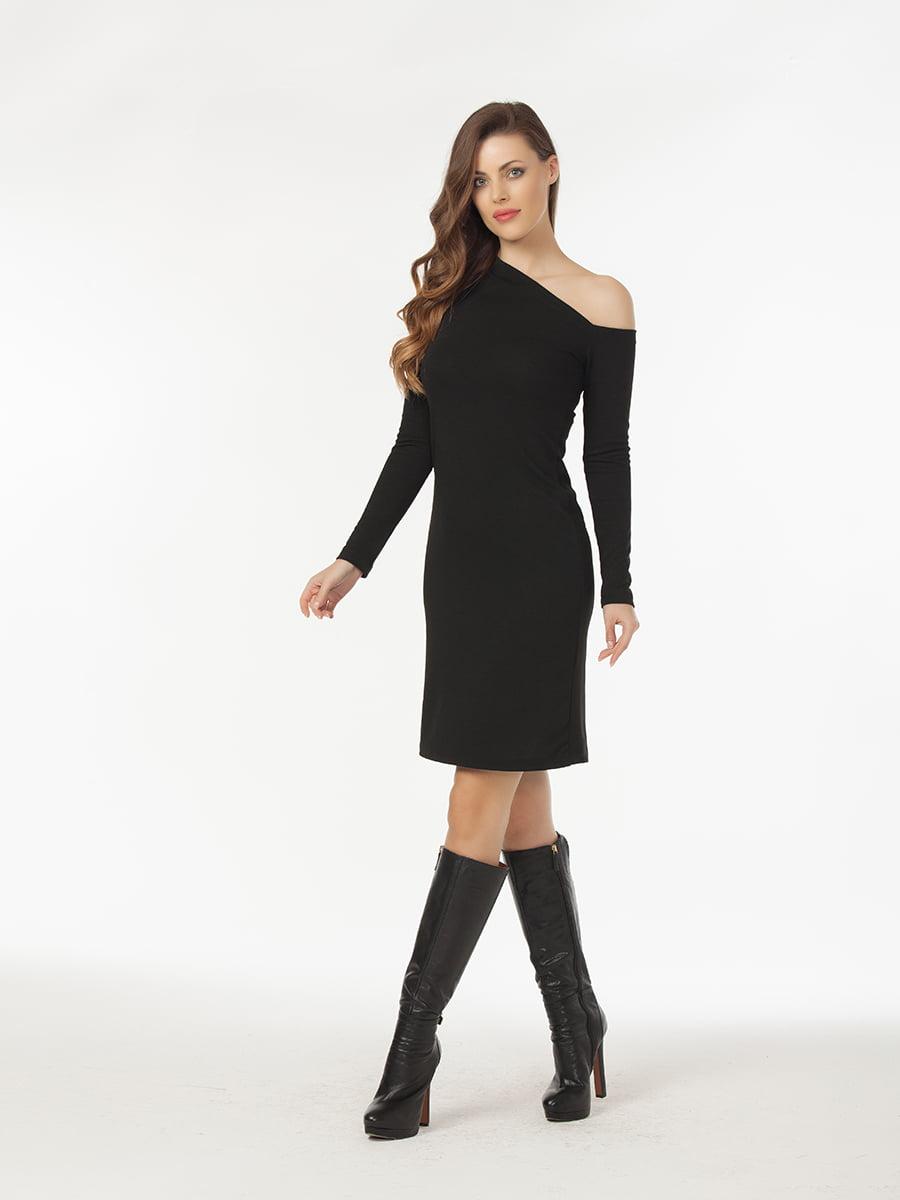 Платье черное   5268446