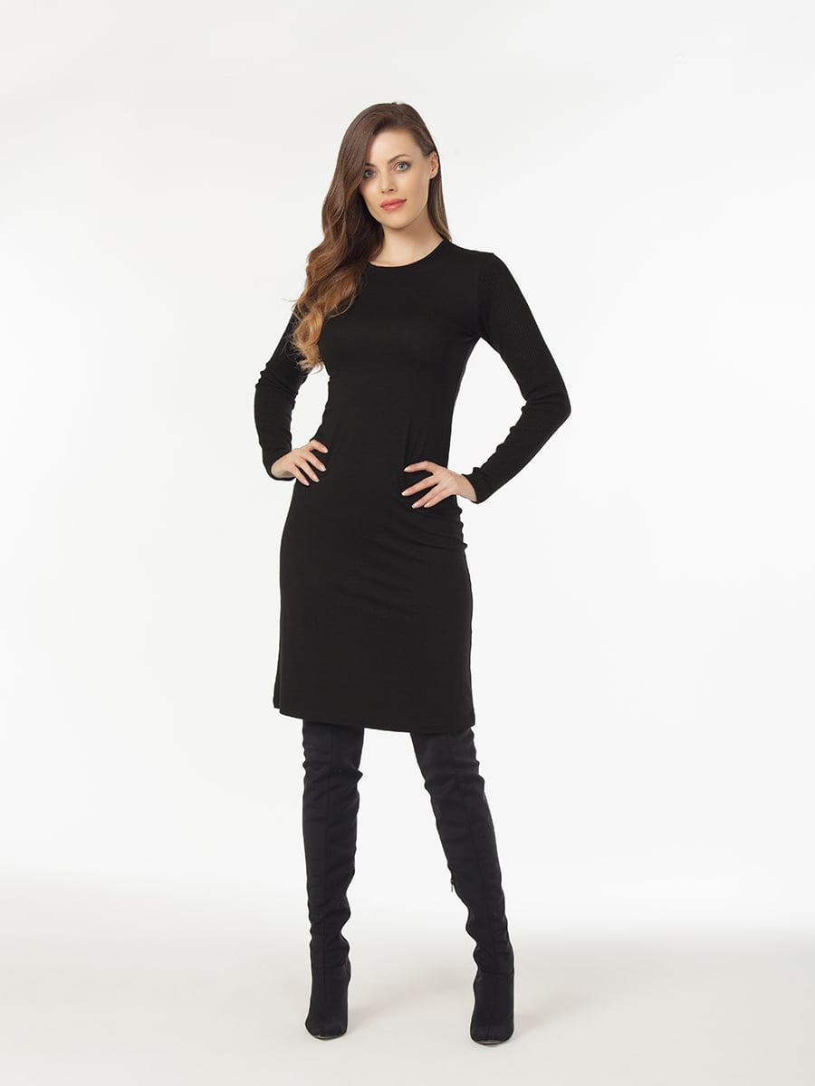 Платье черное | 5268455