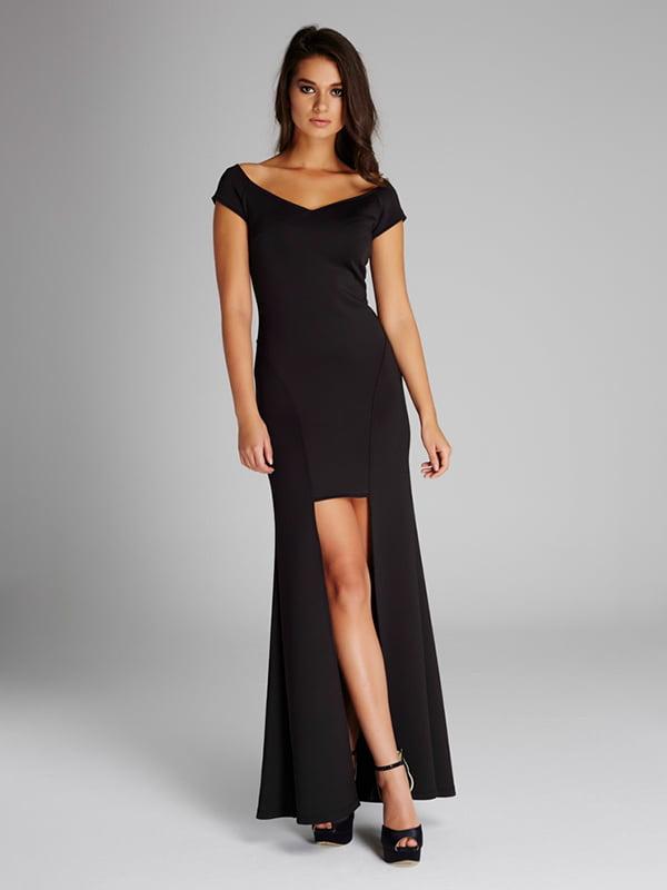 Платье черное | 5268463
