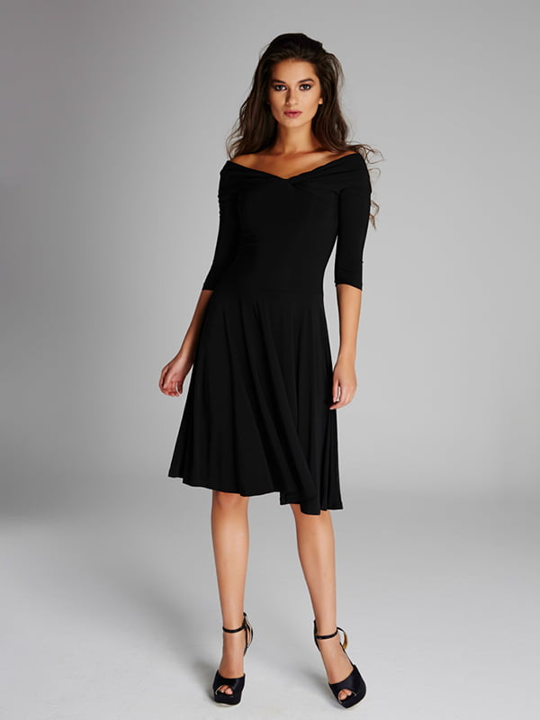 Платье черное | 5268468