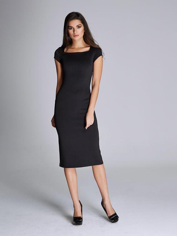 Платье черное   5268472