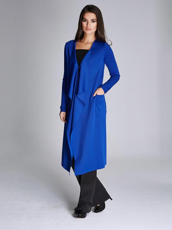 Кардиган синий | 5268477
