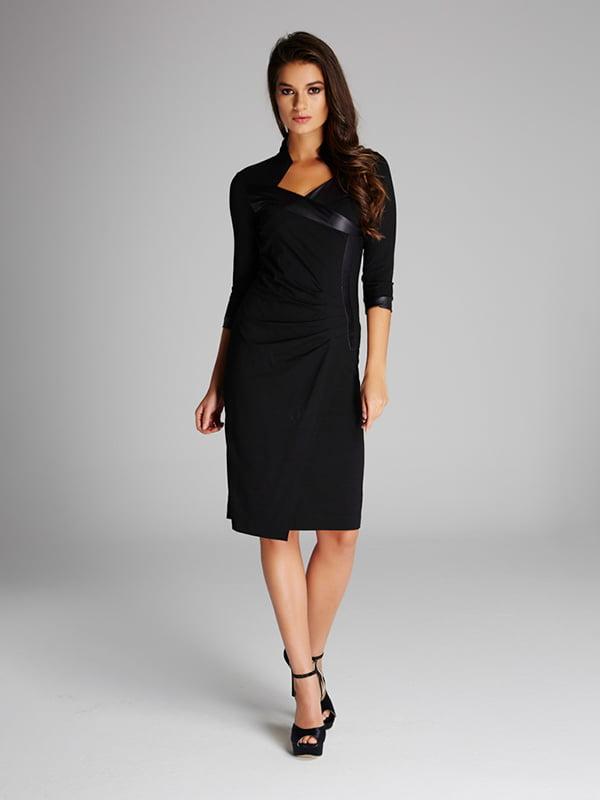 Платье черное | 5268496