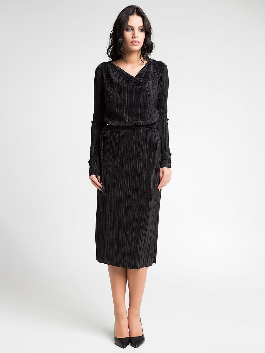 Платье черное | 5268504
