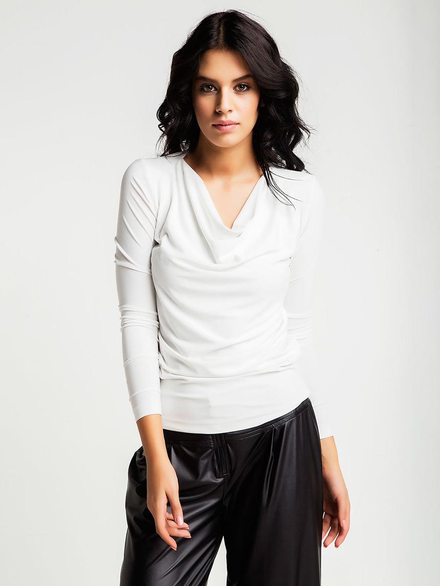 Блуза белая | 5268509