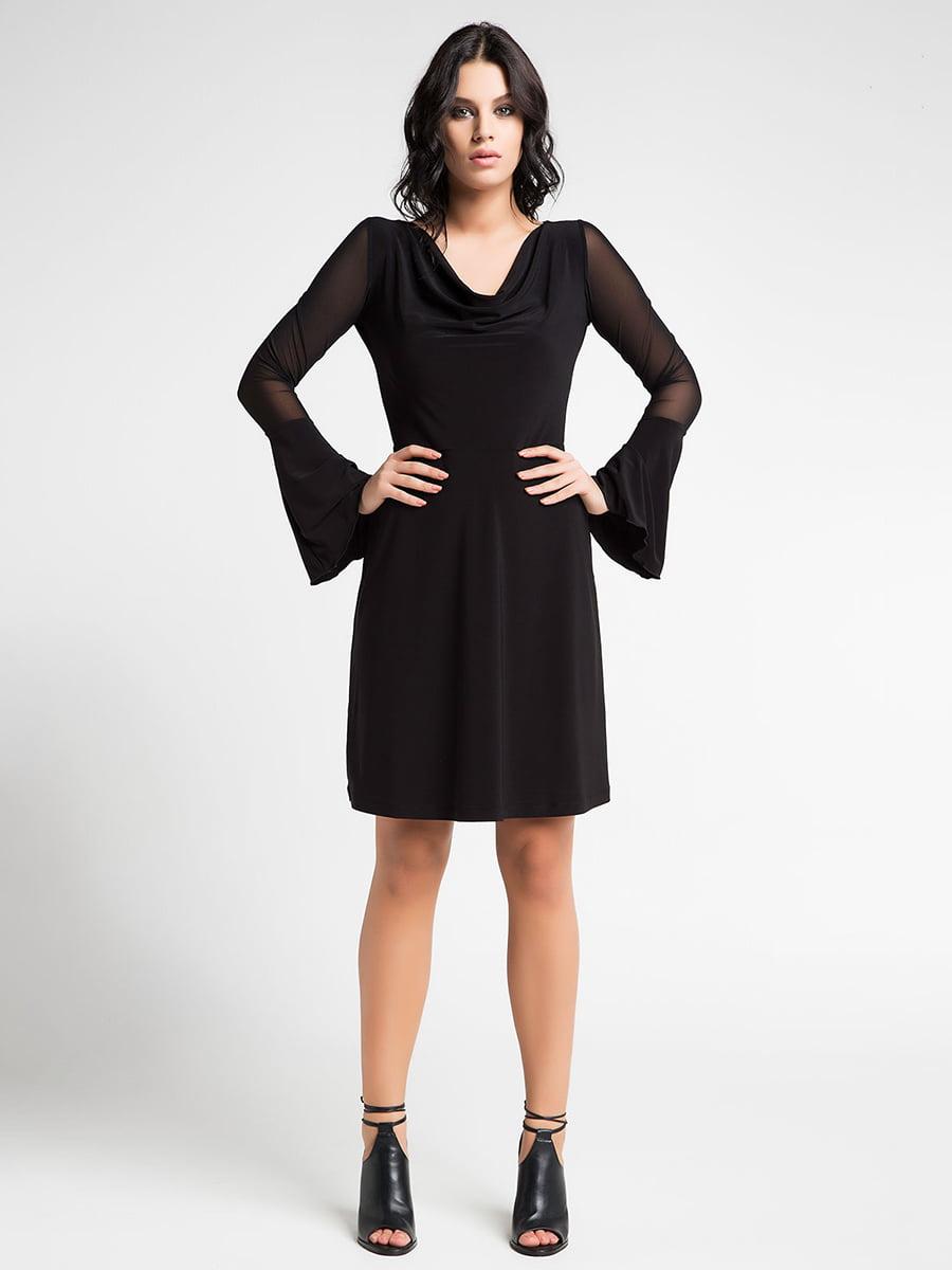 Платье черное | 5268512