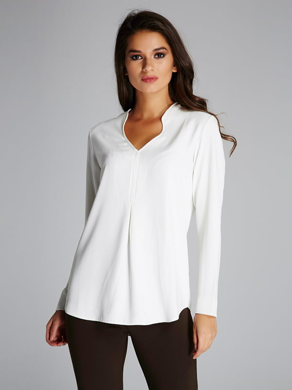 Блуза белая | 5268535
