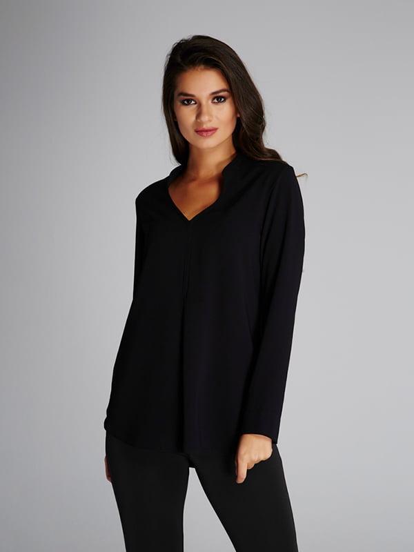 Блуза черная | 5268537