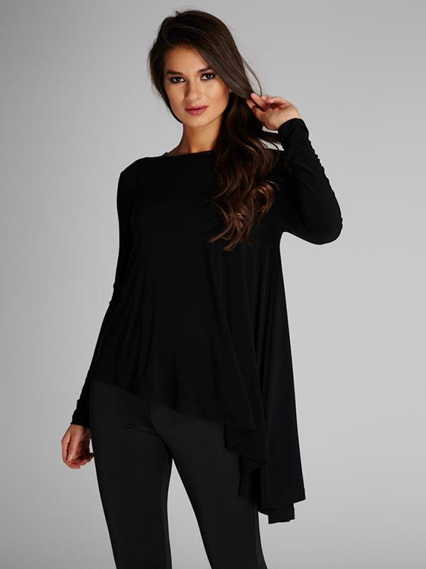 Блуза черная | 5268538