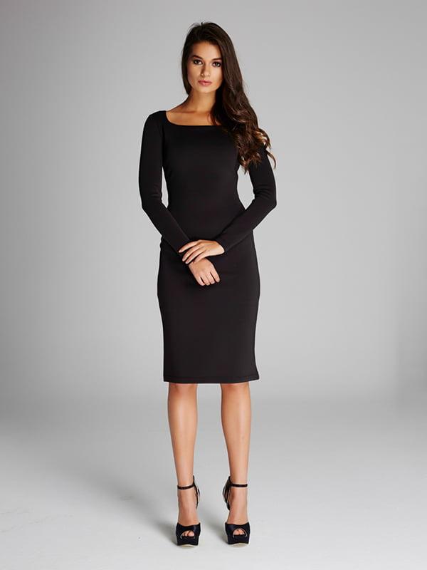 Платье черное   5268552