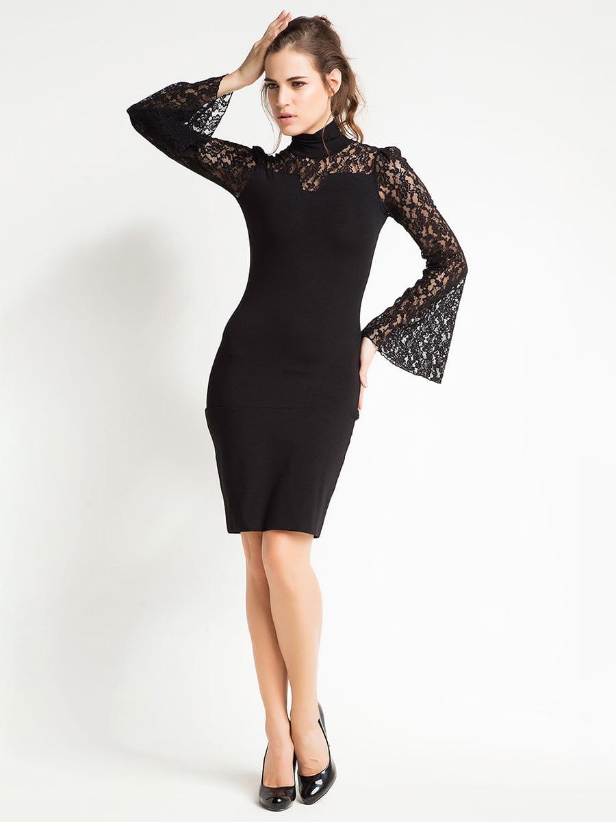 Платье черное | 5268557