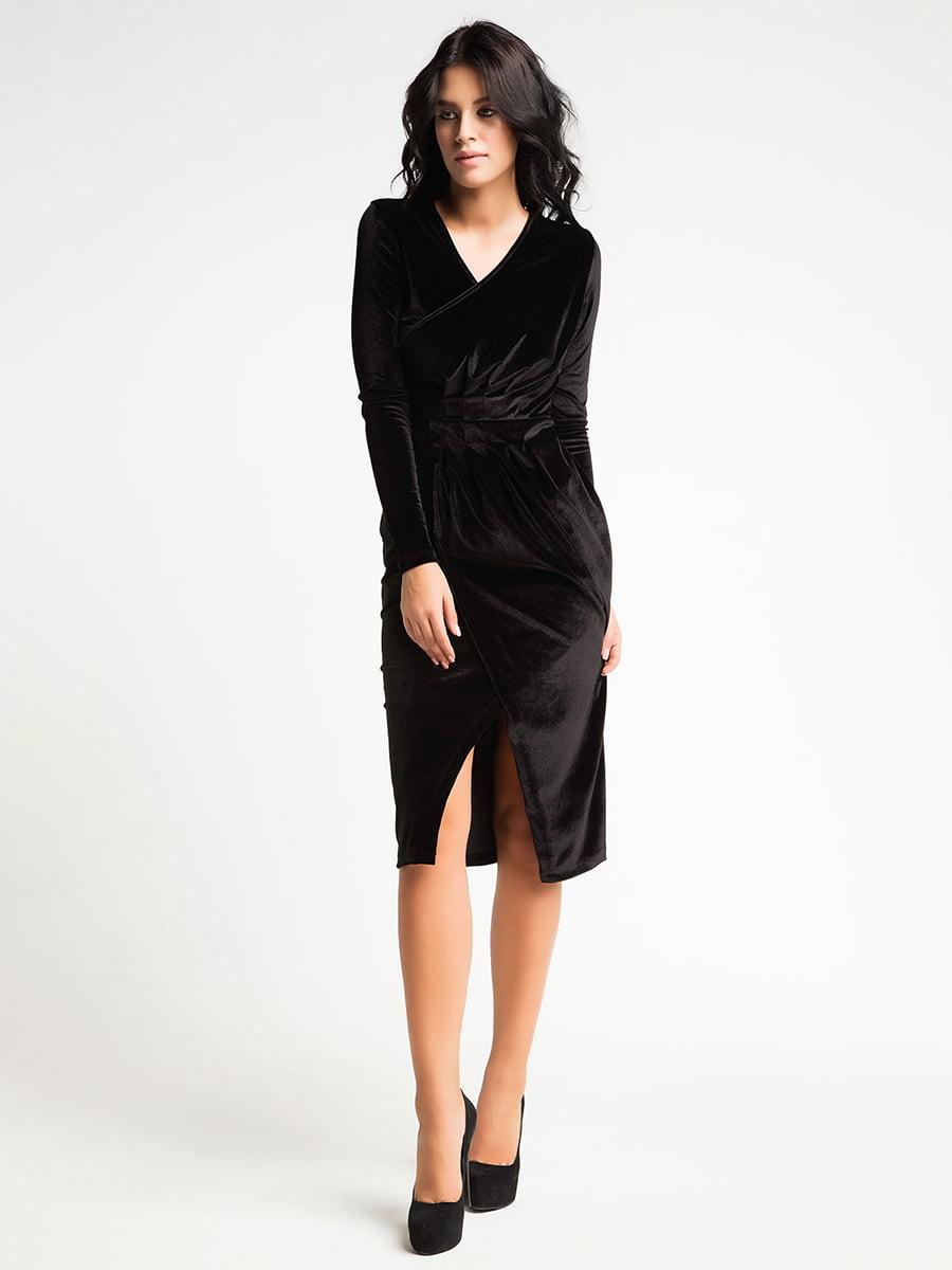 Платье черное   5268563