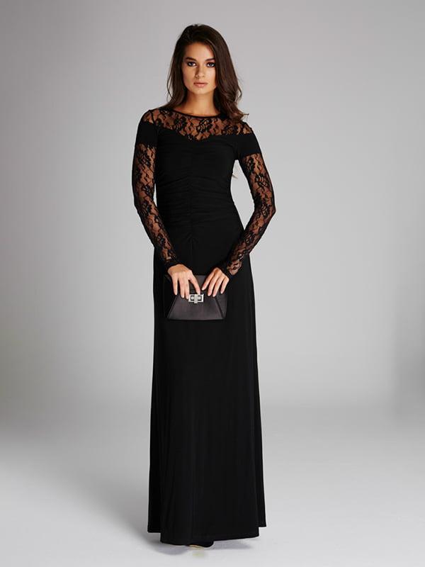Платье черное | 5268572