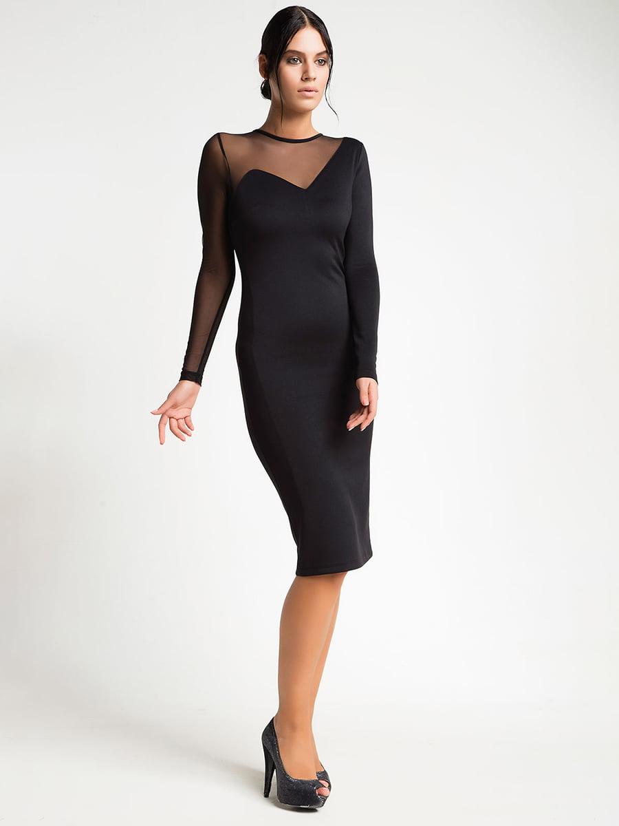 Платье черное   5268577
