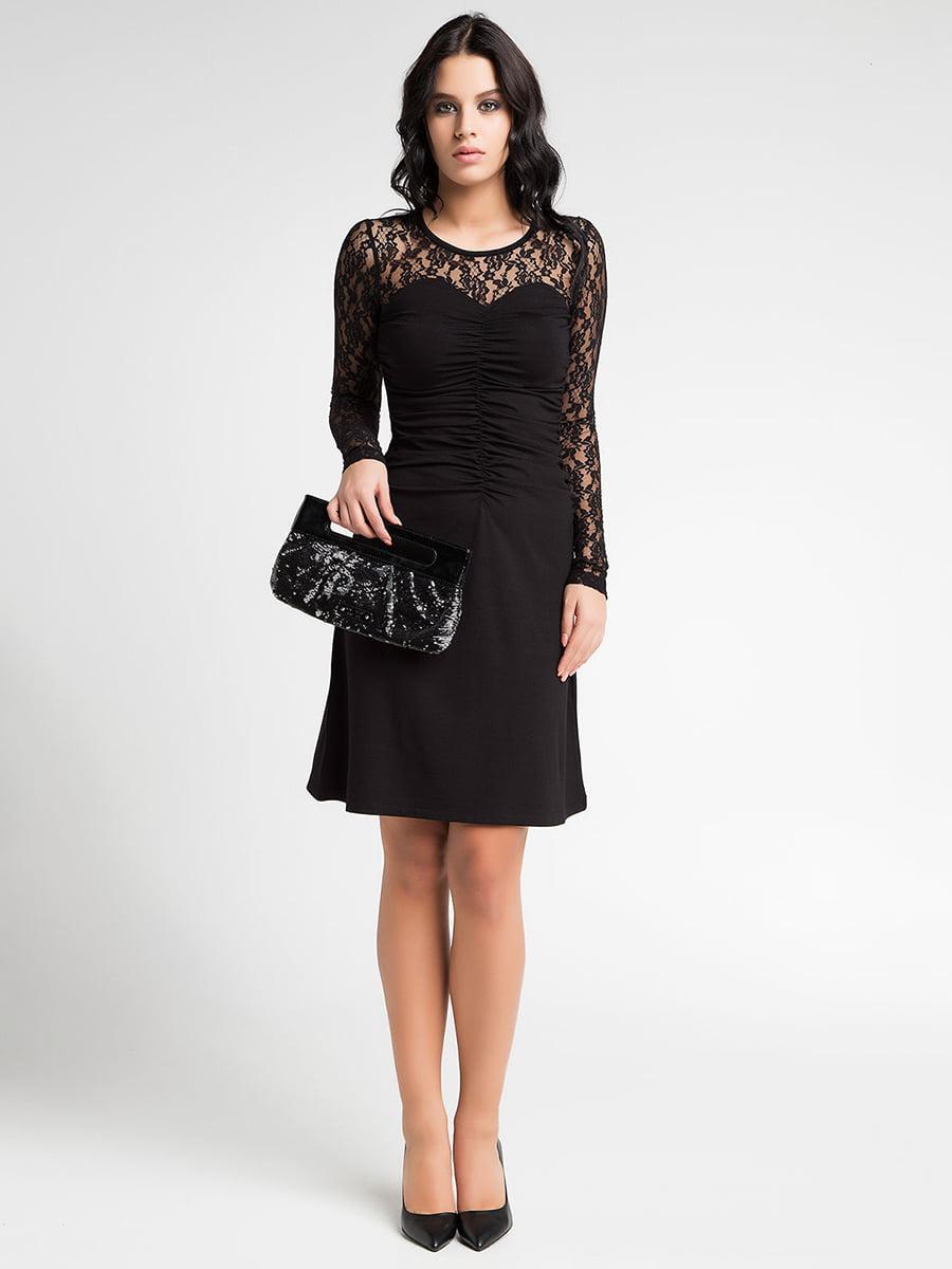 Платье черное | 5268579