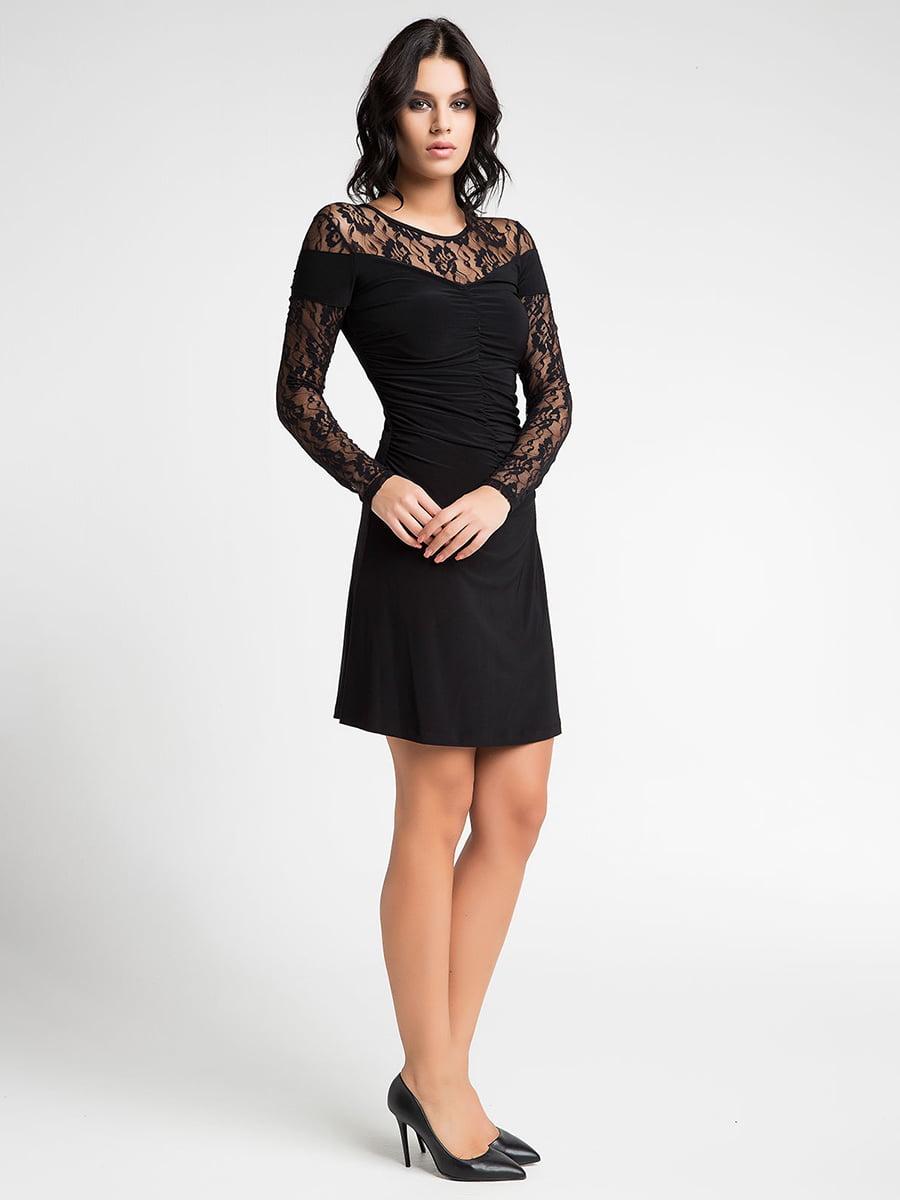 Платье черное   5268580