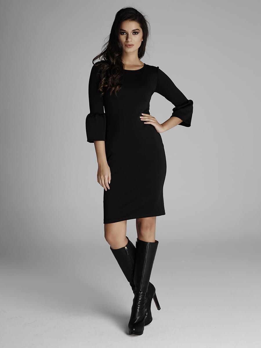 Платье черное | 5268581