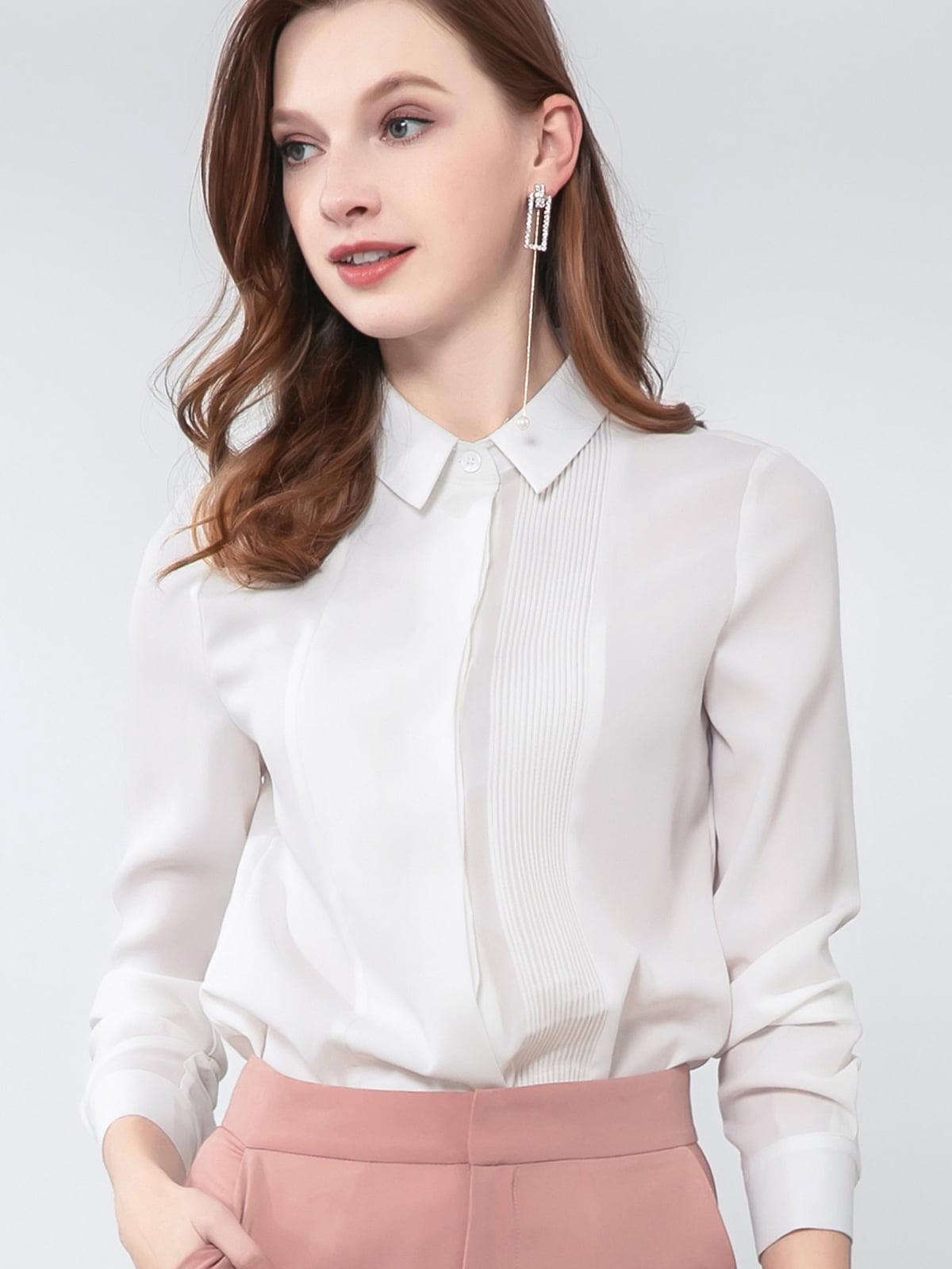 Рубашка белая | 5268651